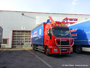 Photo: IVECO Arens/Abtrans Olpe   Click for more photos: www.truck-pics.eu or join me on Facebook: claus wiesel