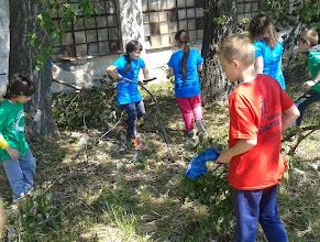 Photo: Albári iskolások