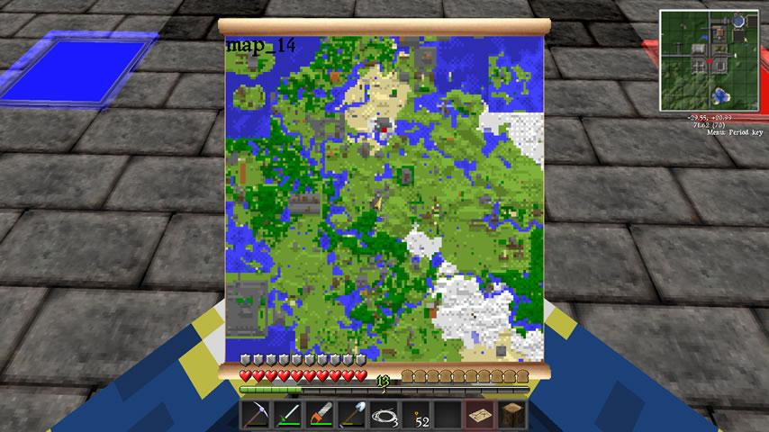 android JorneyMap mod Minecraft Ideas Screenshot 3