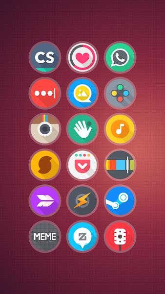 AROUND - ICON PACK Screenshot Image