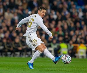 'James Rodriguez wil in Spanje blijven en kan gevoelige overstap maken'