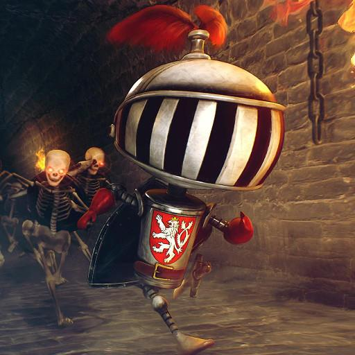 Coward Knight : Dungeon (game)