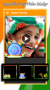 Republic Day Video Maker 2018 - Music Slideshow - náhled