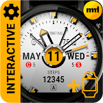 Watch Face PathTime v1.0