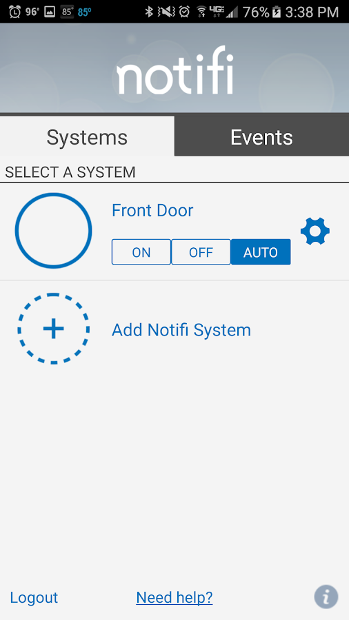 Notifi Video Solutions- screenshot