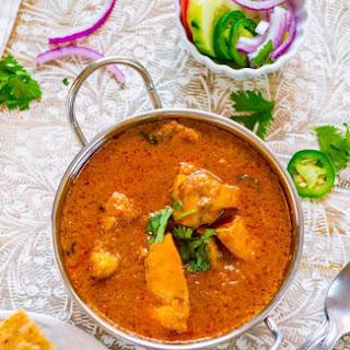 Yogurt Chicken Curry.