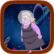 Zombie Granny vs. The Aliens