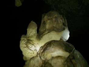 Photo: Cueva de la Buitrera.