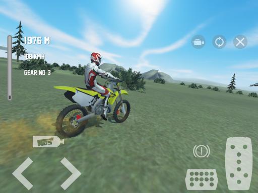 Motorbike Crush Simulator 3D  screenshots 10