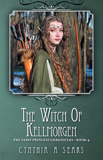 The Witch of Kellmorgen cover