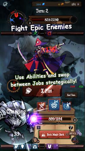 Jobmania - Eternal Dungeon apktram screenshots 5
