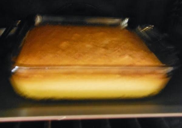 Magic Custard Pie Recipe