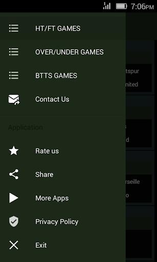 SURE Bets - Predictions Foot 100% 1.1 Screenshots 1