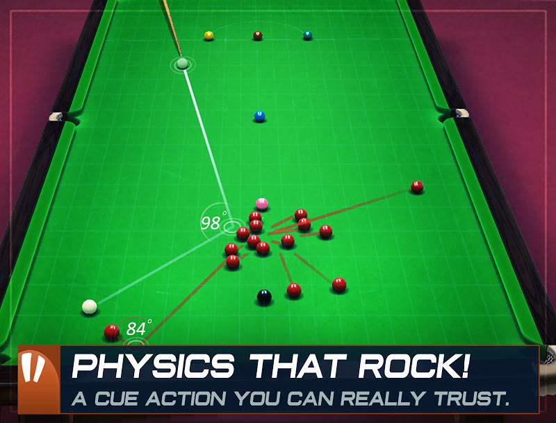 Snooker Stars - 3D Online Sports Game Screenshot 15