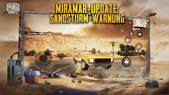 PUBG MOBILE – Mad Miramar Screenshot