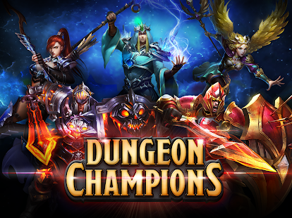 Dungeon Champions - Action RPG- screenshot thumbnail