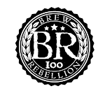 Logo of Brew Rebellion John Paul Jones Stout With Chocolate Covered Strawberry