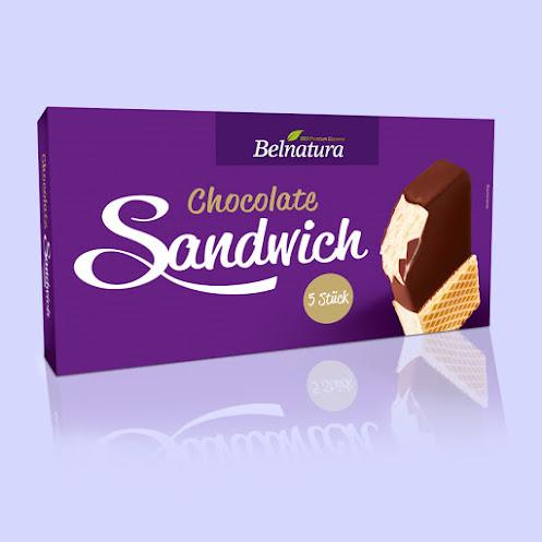 Abbildung Belnatura Bio Chocolate Sandwich