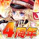 クラッシュフィーバー:人気の無料パズルRPGで4人協力マルチプレイ!