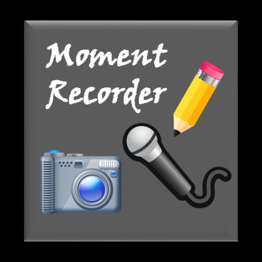 何でも瞬間記録 : 写真、ビデオ、音声、手書き 生產應用 LOGO-玩APPs