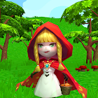 Red Riding Hood: 3D Run icon