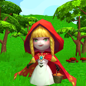 Red Riding Hood: 3D Run for PC and MAC