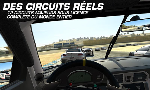 Real Racing 3  captures d'écran 3