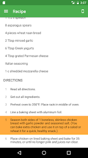 Let's Be Chefs: Recipes, Meal Planning & Groceries- screenshot thumbnail