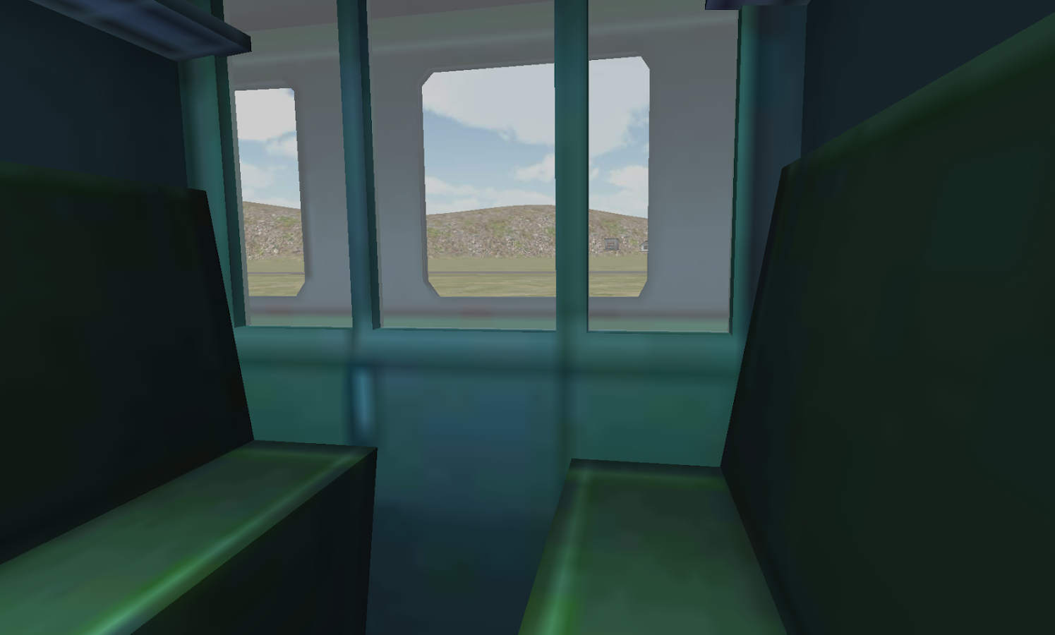 Train Sim- screenshot