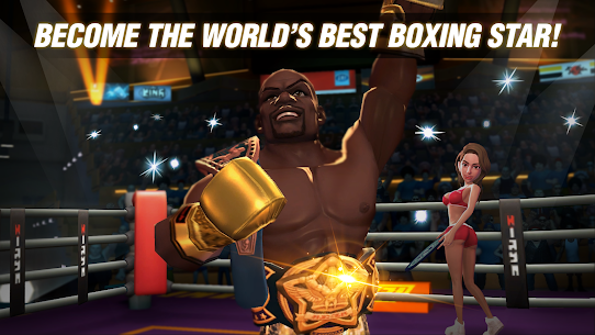 Boxing Star MOD Apk (Attack And Defense x1000) 2