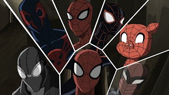 The Spider-Verse: Part Four