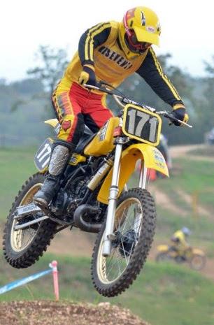 Motocross; Marescalchi vice campione Italiano Epoca