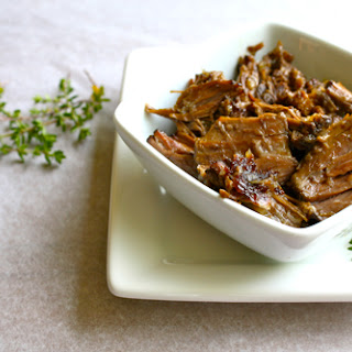 Slow Cooker Caribbean Oxtails.