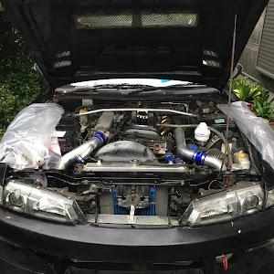 シルビア S14 後期 k'sのエンジンのカスタム事例画像 ユキビアさんの2018年07月22日09:34の投稿