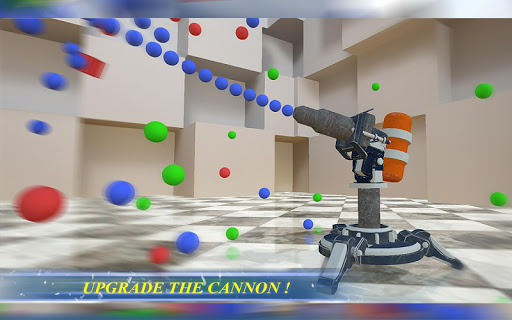RGBalls u2013 Cannon Fire : Shooting ball game 3D apkpoly screenshots 11