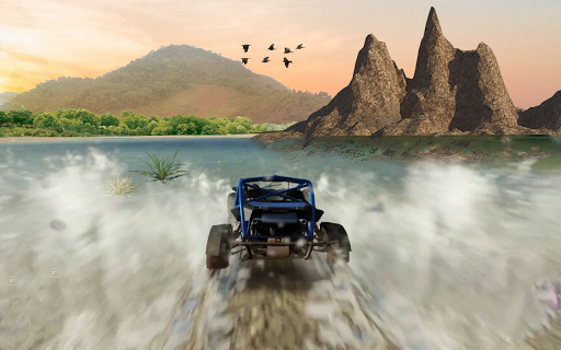 Offroad Xtreme Jeep Driving Adventure  screenshots 12