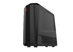 Photo: ORIGIN PC GENESIS Black