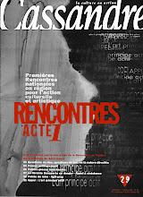 Photo: © Olivier Perrot Cassandre 29 www.horschamp.org