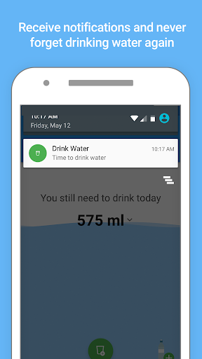 Water Drink Reminder and Alarm 2.6 screenshots 3
