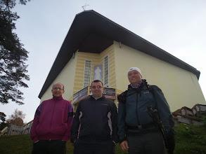 Photo: pielgrzymi z Jastrzębiej Góry