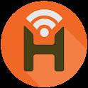 Handheld Contact icon
