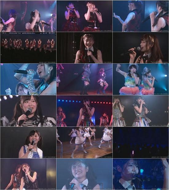 (LIVE)(720p) AKB48 牧野アンナ 「ヤバイよ!ついて来れんのか?!」初日公演 Live 720p 180417