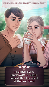 Love Story Games: Kissed by a Billionaire (MOD, Diamons/ Tickets) v1.0.9 2