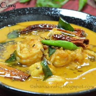 Goan Prawn Curry | Step by step method of making Goan Prawn Curry