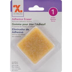 Xyron Adhesive Eraser 2X2
