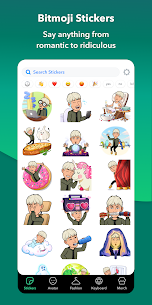 Bitmoji for iOS & Android 5