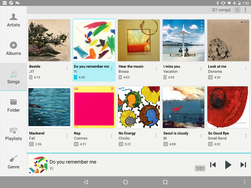 jetAudio HD Music Player Plus Screenshot 9