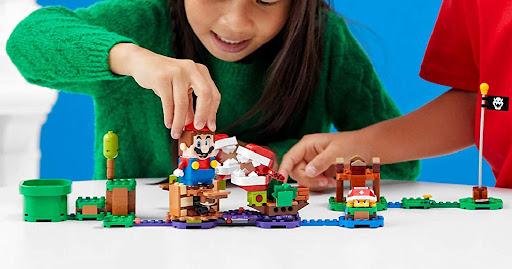 LEGO Super Mario Piranha Plant Expansion Set Just $17.99 on BestBuy.com (Regularly $30)
