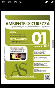 Ambiente & Sicurezza- screenshot thumbnail