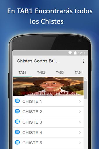 Chistes Cortos Buenos Gracioso 1.03 screenshots 1